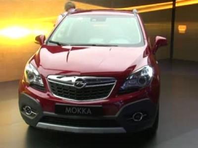 Genève 2012 : Opel Mokka