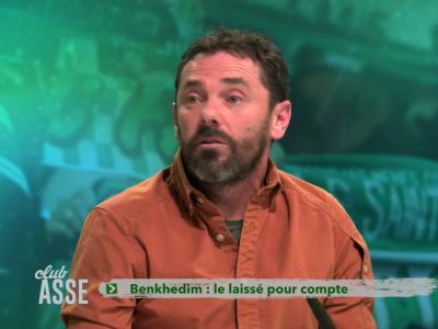 ASSE : l'edito de Laurent Hess sur la gestion de l'espoir Bilal Benkhedim