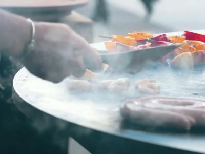 Gastron'homme [S09E05] Ofyr, la cuisine outdoor à la carte