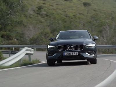 Essai Volvo V60: Dandy du Nord