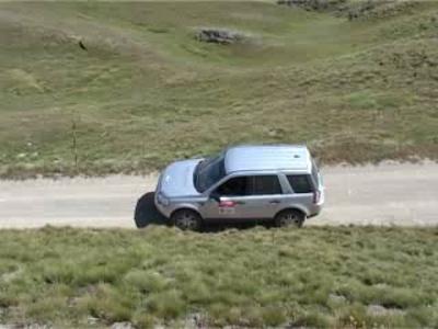 Salon Val d'Isere 2007 Essai Land Rover Freelander i6