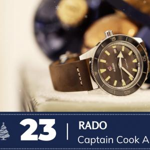 #23 Rado Captain Cook Automatic