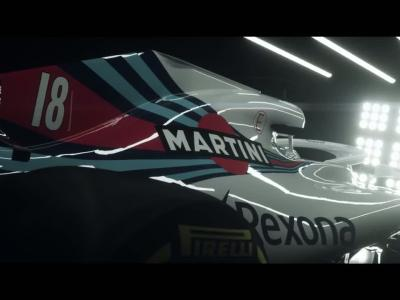 Williams présente la 1ère F1 de 2018