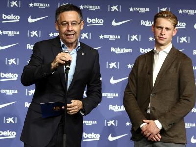 Barça - Bartomeu : ''Nous savons que Neymar veut quitter le PSG''