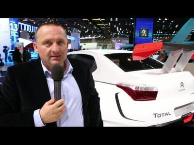 Citroën WTCC 2014 : «Loeb et Muller auront carte blanche»