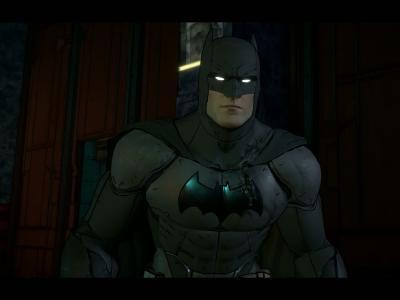 Batman - The Telltale Series : bande-annonce VO de l'épisode 4 Gardien de Gotham