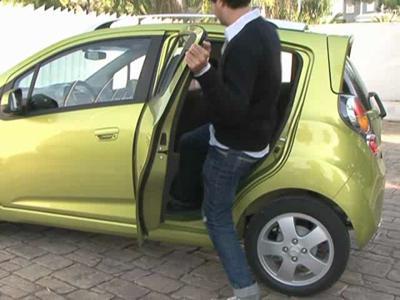 Essai Chevrolet Spark 1.2 LT