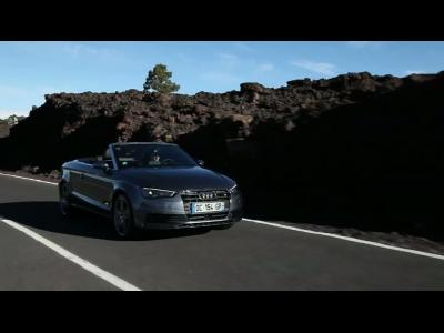 Essai Audi A3 Cabriolet