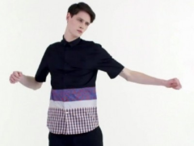 Lookbook Raf Simons X Fred Perry Printemps/Eté 2013