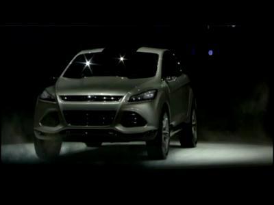 Détroit 2011 : Ford Vertrek