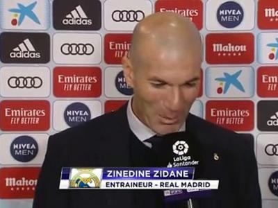 Real Madrid : Zidane revient sur l'absence de Gareth Bale (vidéo) !