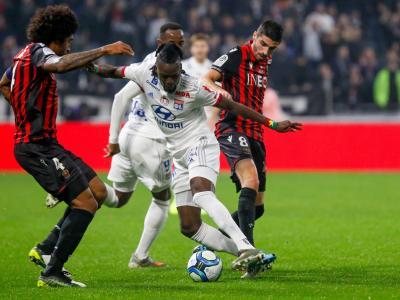 OGC Nice - OL : le bilan des Lyonnais chez les Aiglons