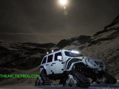 Découvrez le plus extrême des Jeep Wrangler à l'oeuvre