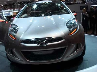Reportage Hyundai i-mode