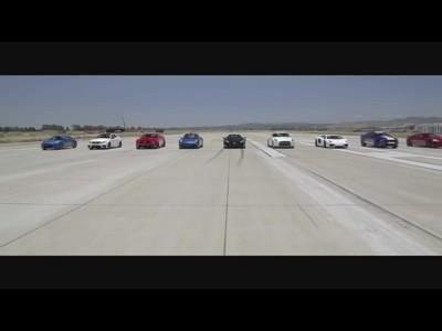 Le bolide 2012 le plus rapide du monde est...