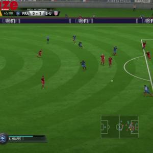 France - États-Unis : notre simulation sur FIFA 18