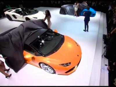 Lamborghini nous souhaite de joyeuses fêtes de fin d'année