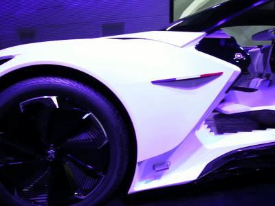 Francfort 2015 : Peugeot Fractal