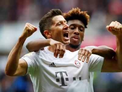 Bundesliga : Le Bayern prend les commandes