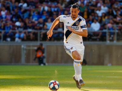 MLS : Ibrahimovic sauve Los Angeles avec un maillot mal floqué !