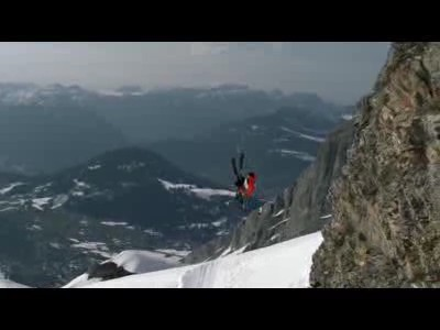 A Few Words avec Candide Thovex