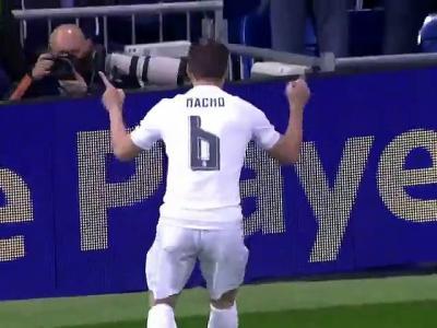 PSG-Real Madrid : la boulette de Trapp en 2015