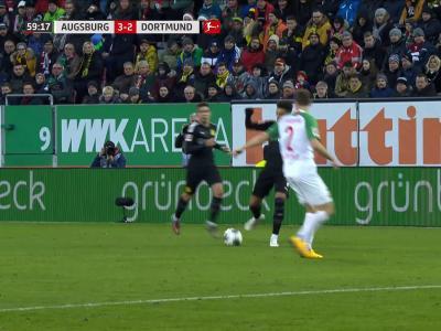 Bundesliga : Un triplé fou pour Haaland !