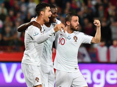 Euro-2020 : tous les buts de la soirée de samedi en vidéo