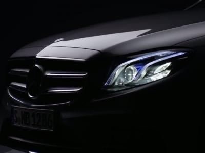 La nouvelle Mercedes Classe E se dévoile un peu plus