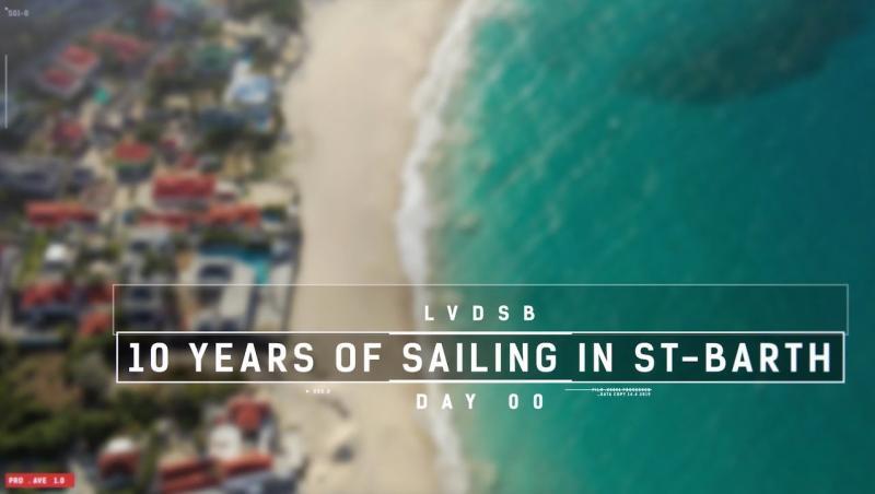 Voiles de Saint Barth : 10 ans de régates