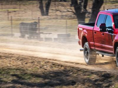 Ford F-Series Super Duty (2022) : la maj du pick-up en vidéo