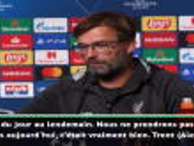 Liverpool : Klopp évoque la blessure de Salah
