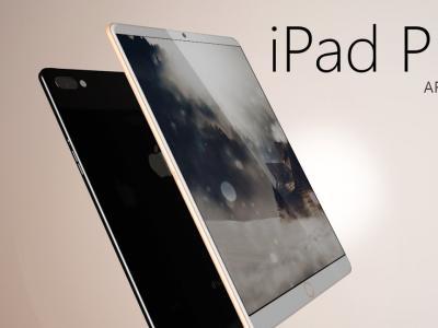 iPad Pro 2 : concept avec double capteur photo et six couleurs