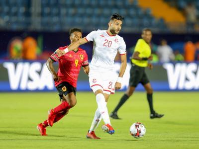 CAN 2019 : le résumé et les buts de Tunisie - Angola