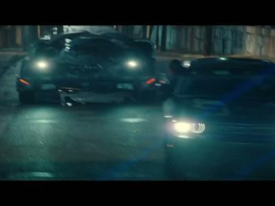 Dodge fait sa pub dans le nouveau Batman