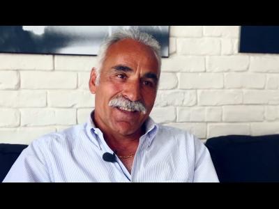 Rencontre avec Mansour Bahrami