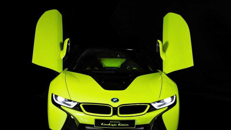 BMW i8 Roadster Limelight Edition : l'édition spéciale du Roadster en vidéo