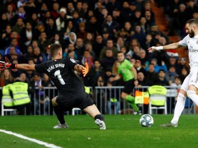 La Liga - Trois poteaux pour un Real Madrid malchanceux !