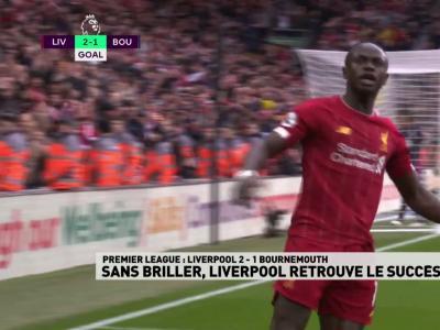 Liverpool - Bournemouth : le résumé et les buts en vidéo !