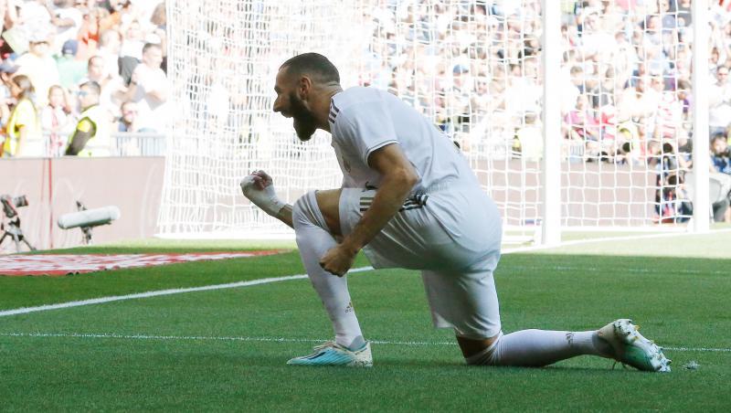 Real Madrid : la saison 2019 / 2020 de Karim Benzema en chiffres