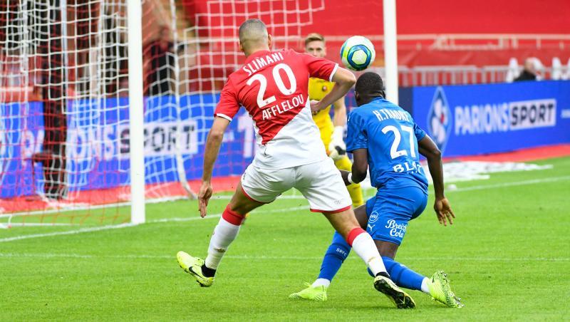 Islam Slimani : ses stats de la saison 2019 / 2020 avec l'AS Monaco