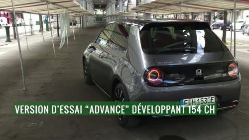 Essai de la Honda E : 1er contact avec la citadine électrique
