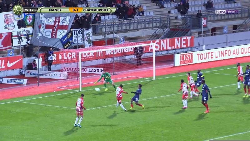Domino's Ligue 2 (J18) : Les 23 buts de la soirée !