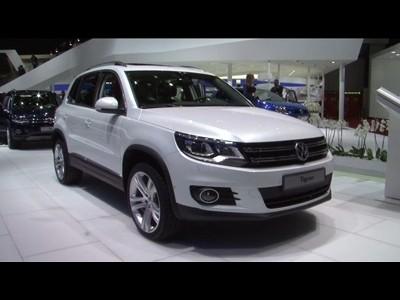 Genève 2011 : Volkswagen Tiguan