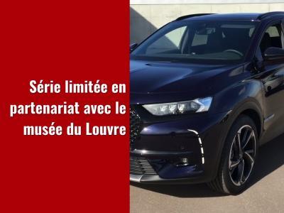 DS7 Crossback : focus sur la série limitée Louvre
