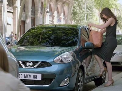 Duel de sacs à main avec le Nissan Note 2