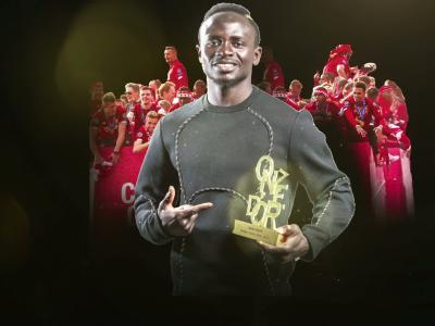 Onze d'or 2019 : Sadio Mané lauréat du trophée du meilleur joueur !