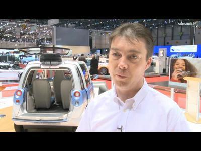 Entretien des voitures au Salon de Genève