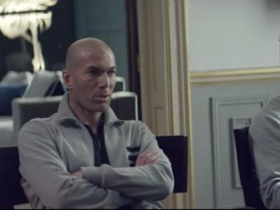 Zidane et Beckham vs Bale et Moura