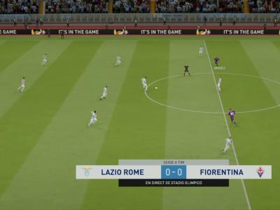 Lazio Rome - Fiorentina : notre simulation FIFA 20 (Serie A - 28e journée)